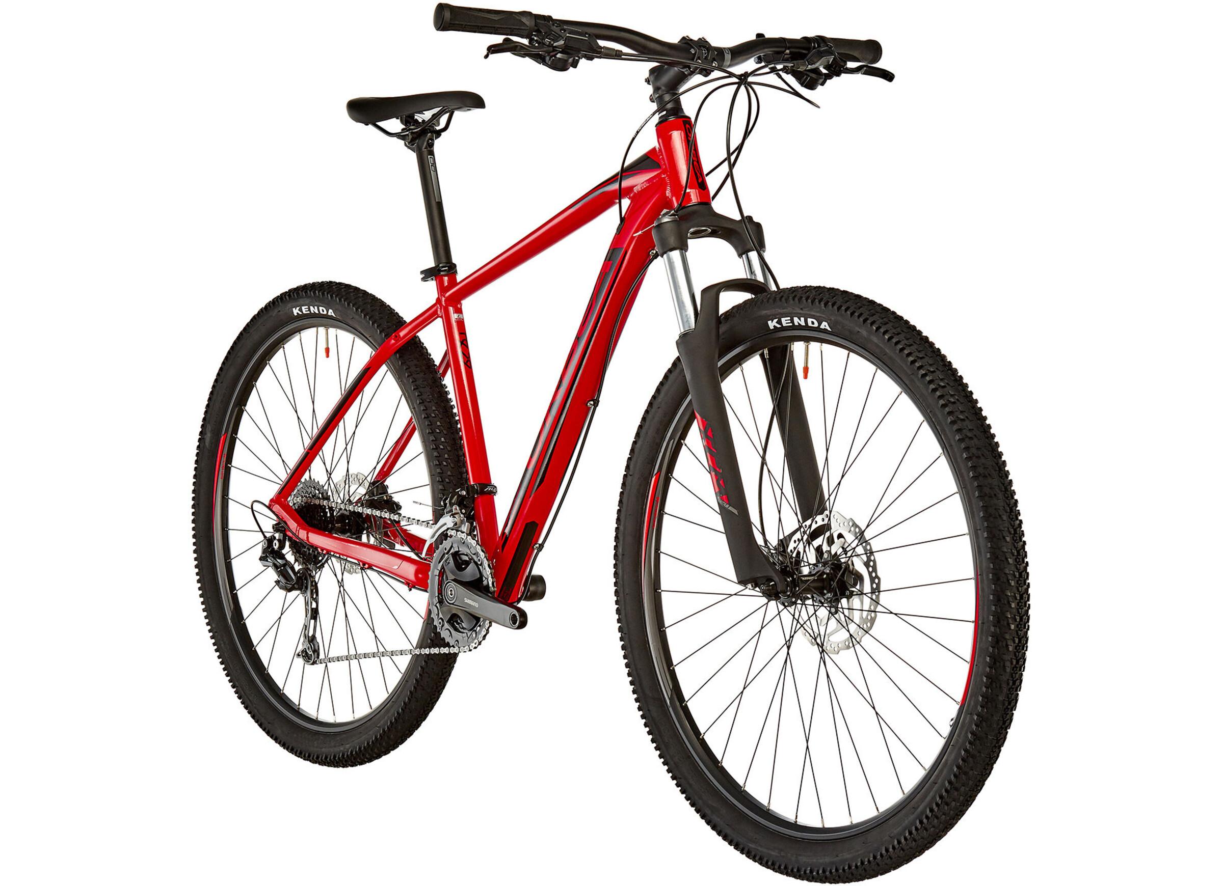 orbea mtb 29  ORBEA MX 40 29 MTB Hardtail rosso su Bikester